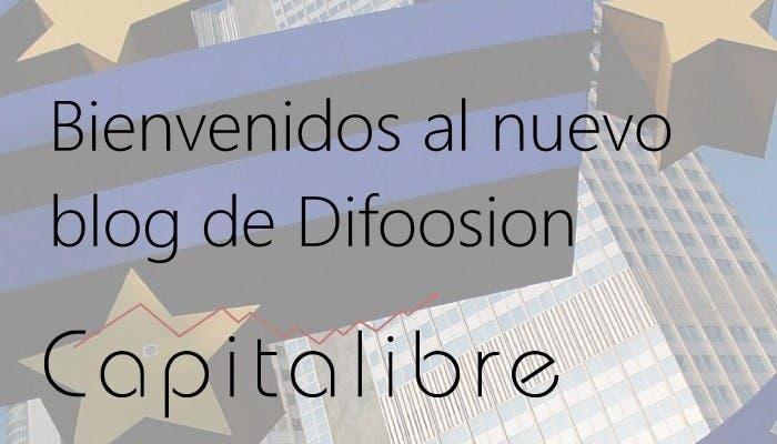 En Difoosion presentamos Capitalibre, nuestro nuevo blog sobre economía