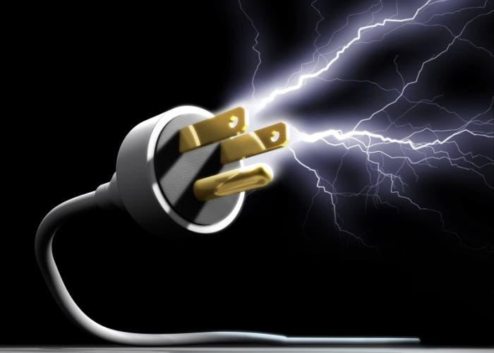 Enchufe, Electricidad