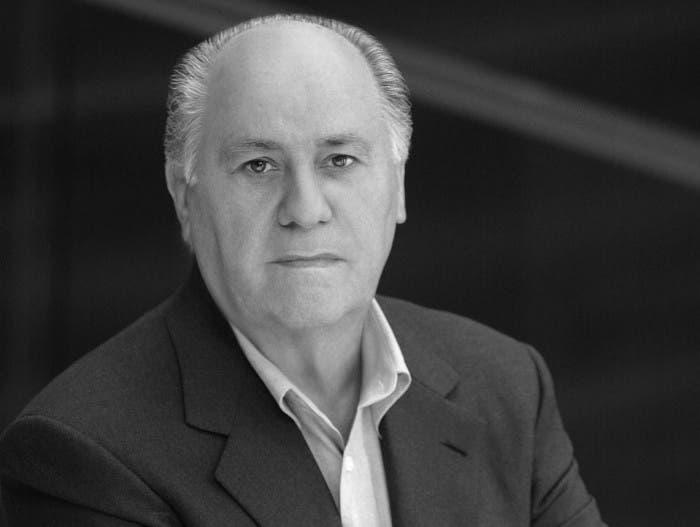 Amancio Ortega tercer hombre más rico del mundo