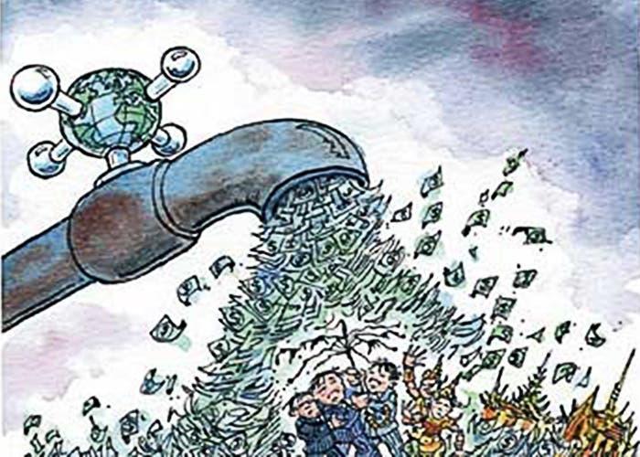 La liquided de los Bancos Centrales