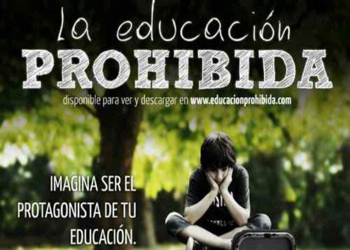 ¿Vivimos en una educación prohibida?
