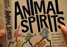 El libro Animal Spirits