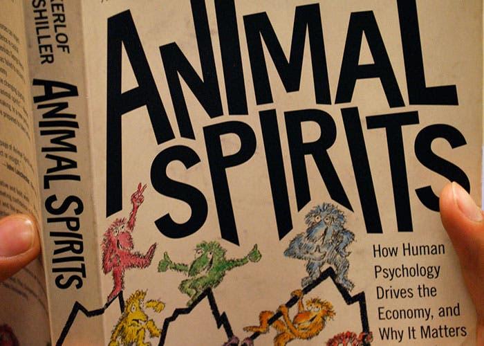 El libro Animal Spirits