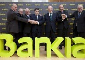 Pérdidas Bankia