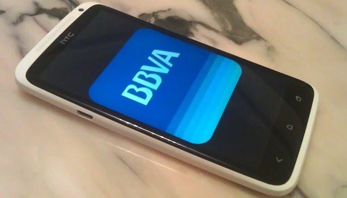 BBVA en un Android