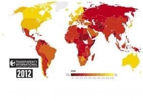 Aumenta de manera alarmante la corrupción en España