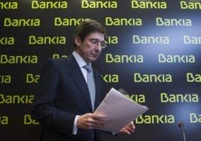 Bankia amplia capital