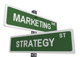 La definición de la estrategia es una acividad del marketing