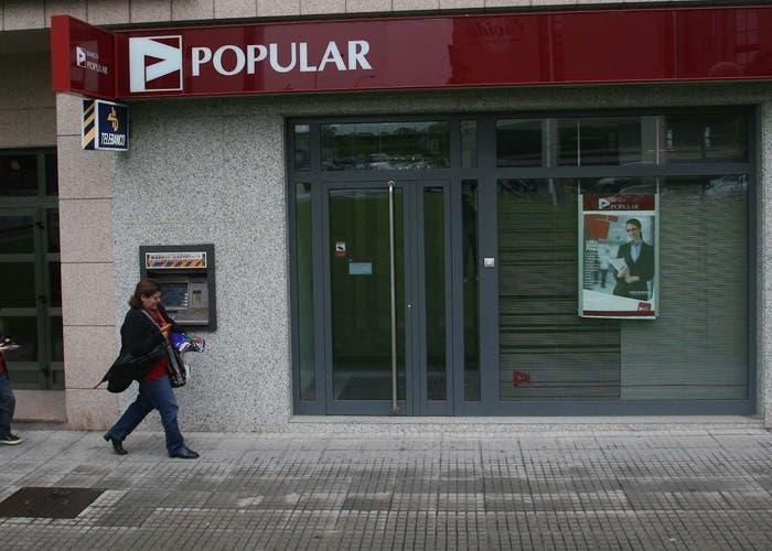 Éxito en la ampliación de capital de Banco Popular