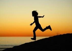 El impetu e ilusion de un niño semejante al directivo de una empresa