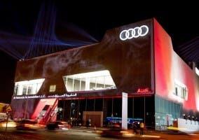 El mayor concesionario de Audi en Dubai
