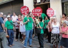 Stop desahucios expectantes ante la reforma hipotecaria