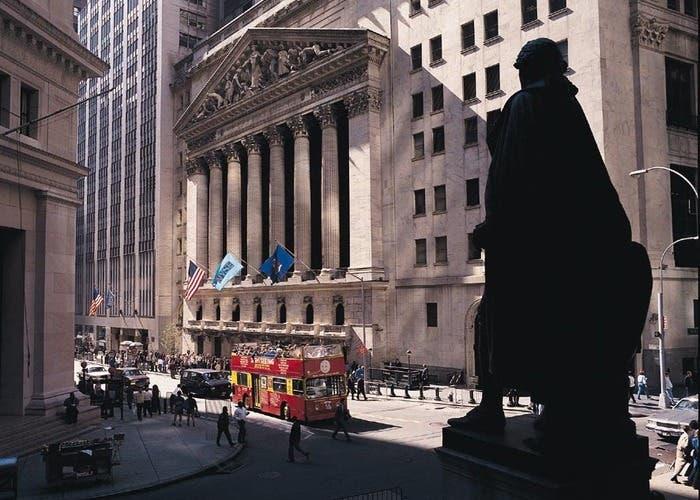 Crisis en Wall Street