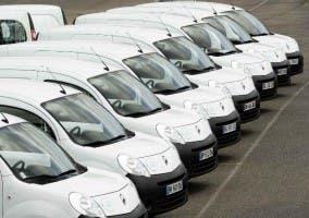 Furgonetas Renault en venta