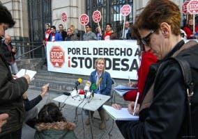 Plataforma Afectados por la Hipoteca, Zaragoza