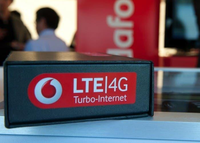 LTE-4G VODAFONE