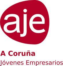 Logo AJE A Coruña