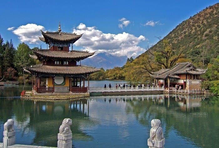 Templo en China