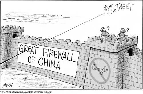 El Gran Firewall