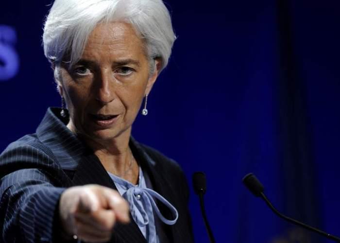 Presidenta del FMI