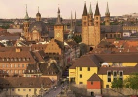 Würzburg,-Germany