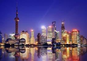 China ciudad
