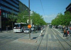 Männerheimintie, en Helsinki
