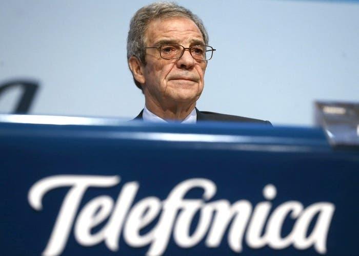 Presidente de Telefónica