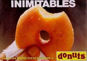 Donuts de Panrico