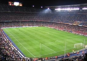 Estadio de fútbol Camp Nou