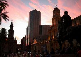 Plaza de Chile
