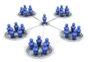 Representación grupo de empresas