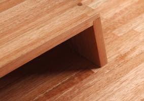 Asiento de madera