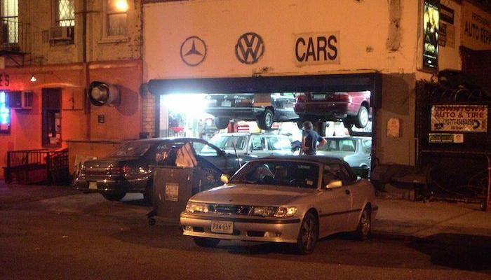 taller coches