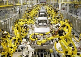 fábrica coches