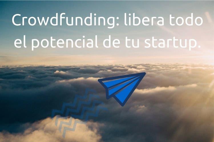 Crowdfunding libera potencial