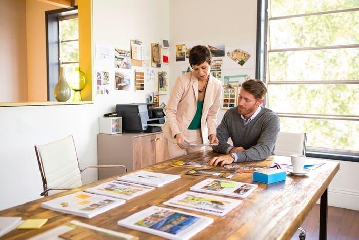 Serie OfficeJet Pro de HP