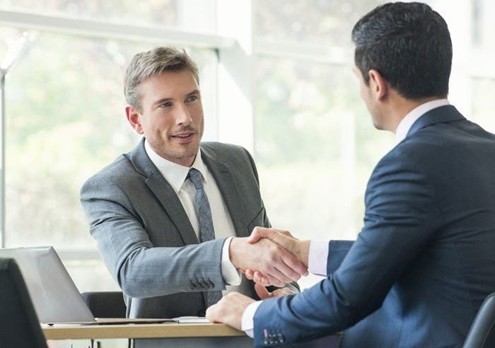 Firma de un préstamo