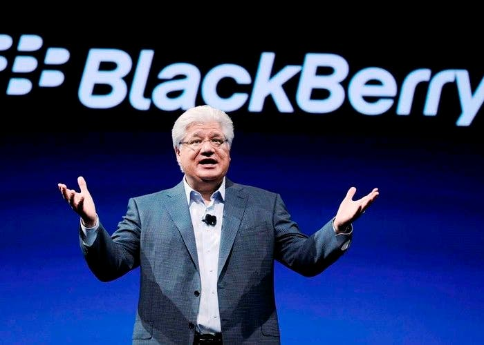 Lazaridis exVicepresidente Blackberry
