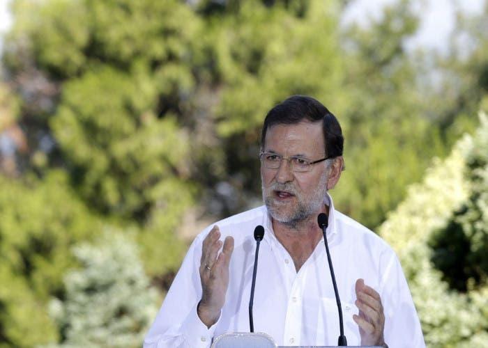 Inicio del curso político - Rajoy