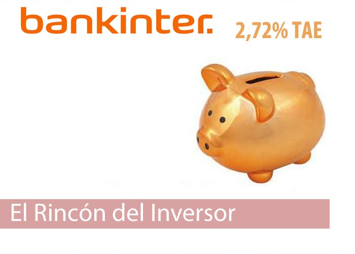 BANKINTER RENTA FIJA NAOS 2018 GARANTIZADO