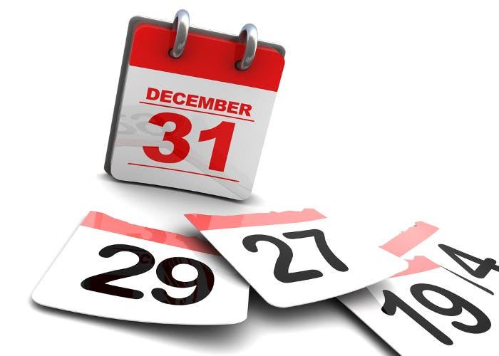Calendar Year End : Los plazos en las notificaciones tributarias