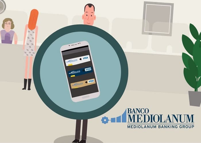 Banco Mediolanum empieza su campaño de pago mediante NFC