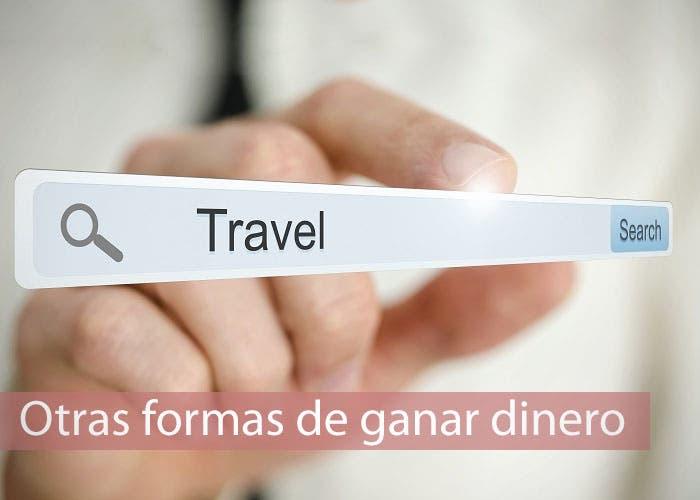 Ganar dinero preparando viajes