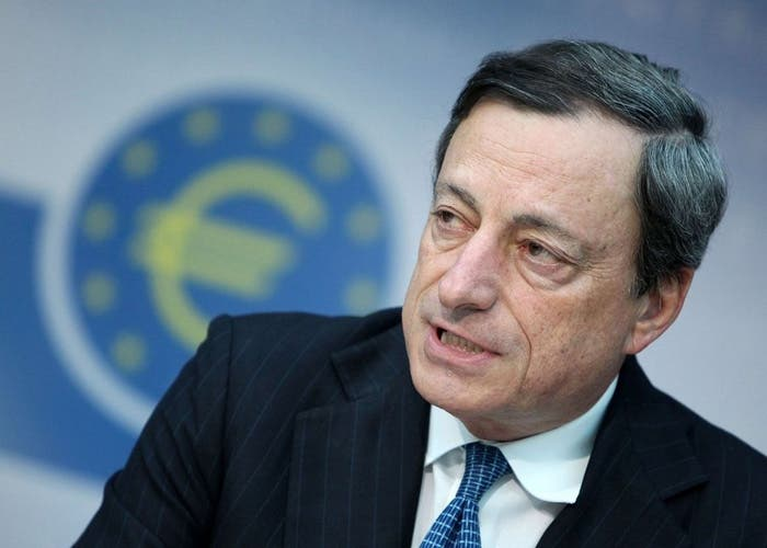 Mario Draghi pone el tipo de interés en el 0,25%